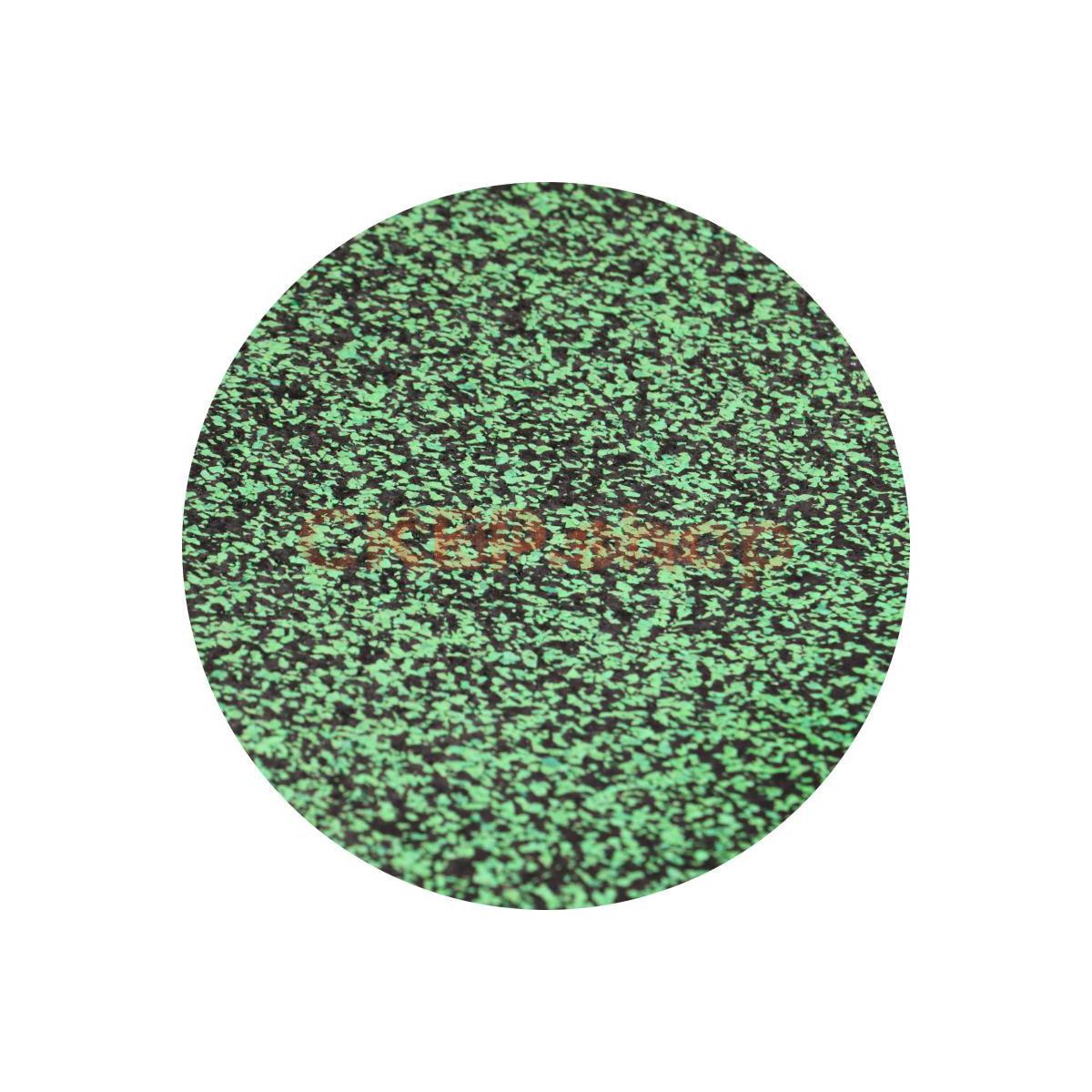 Резиновое покрытие спортивное зеленое