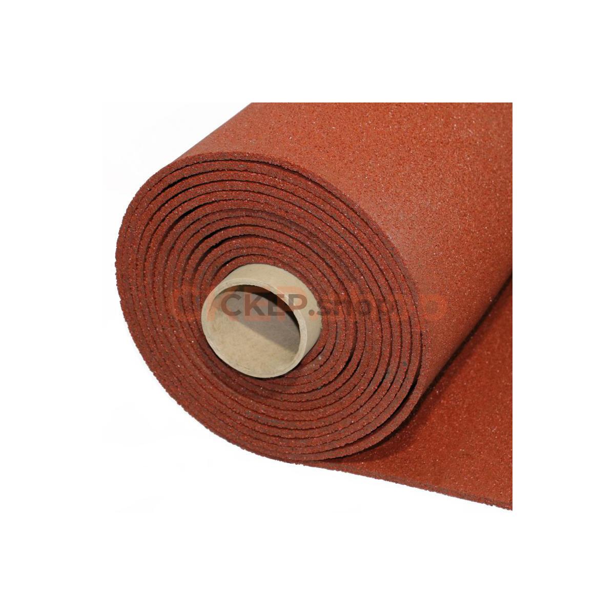 Рулонное покрытие из резины на крыльцо
