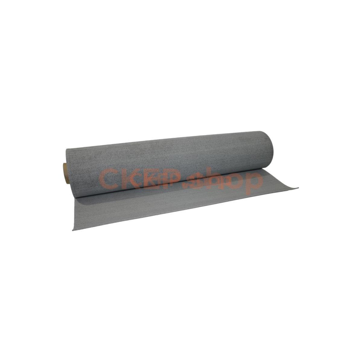 Покрытие из резиновой крошки рулонное EPDM 100%, 4 мм, серый