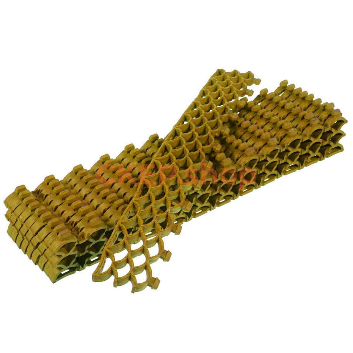 Покрытие грязезащитное Орикс-10, 10 мм, желтое