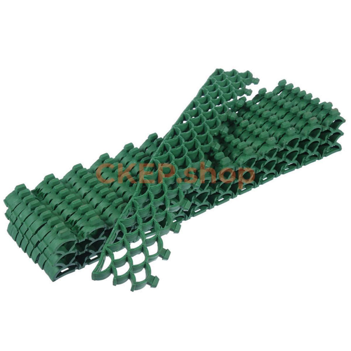 Покрытие грязезащитное Орикс-10, 10 мм, зеленое
