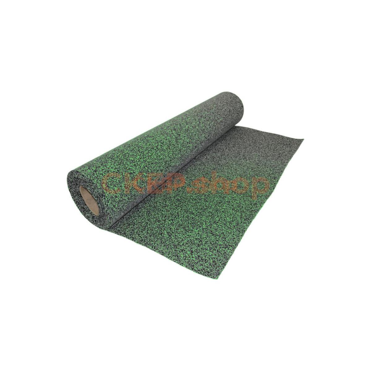Покрытие из резиновой крошки рулонное EPDM 50%, 4 мм, зеленый