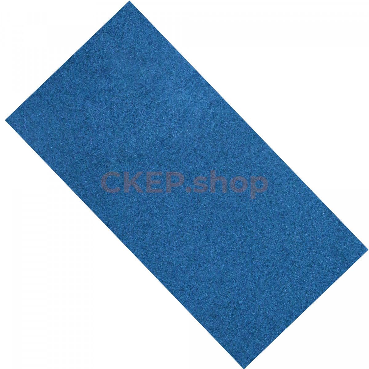 Резиновый мат 2000х1000х30 мм, синий