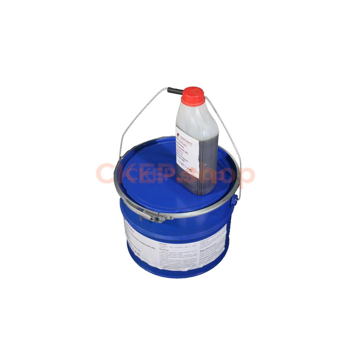 ПУ-клей для рулонных покрытий (2к), 3,3 кг