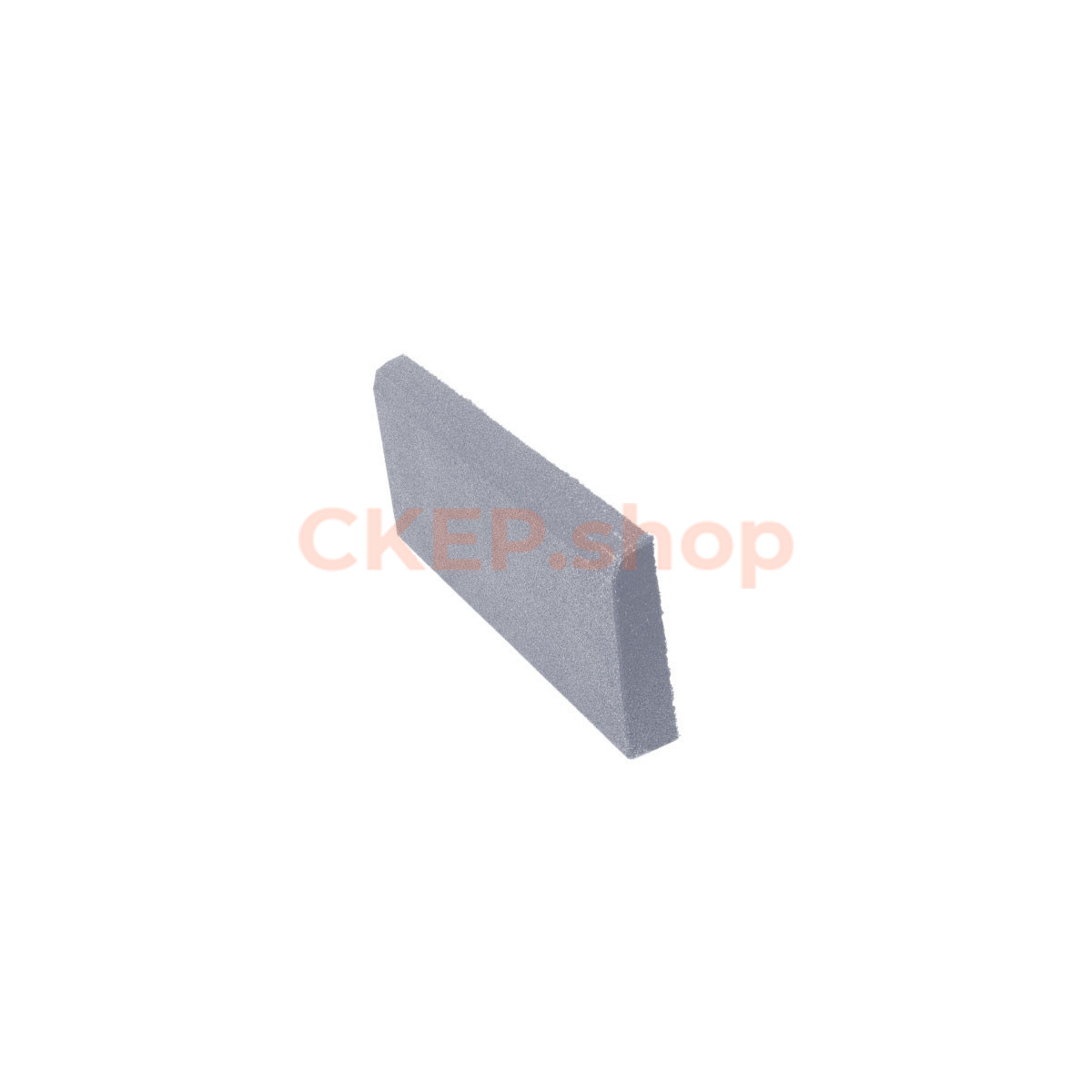 Резиновый бордюр 500х210х40, серый